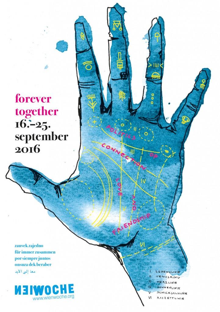 Forever together war das Motto der WIENWOCHEN 2016.