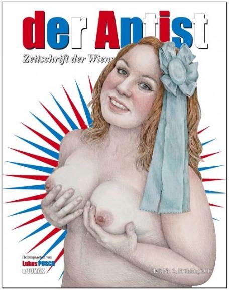 Jedes Cover ist eine mit Siebdruck überarbeitete Originalcollage unter Verwendung des Bildes von Rebecca Morgan